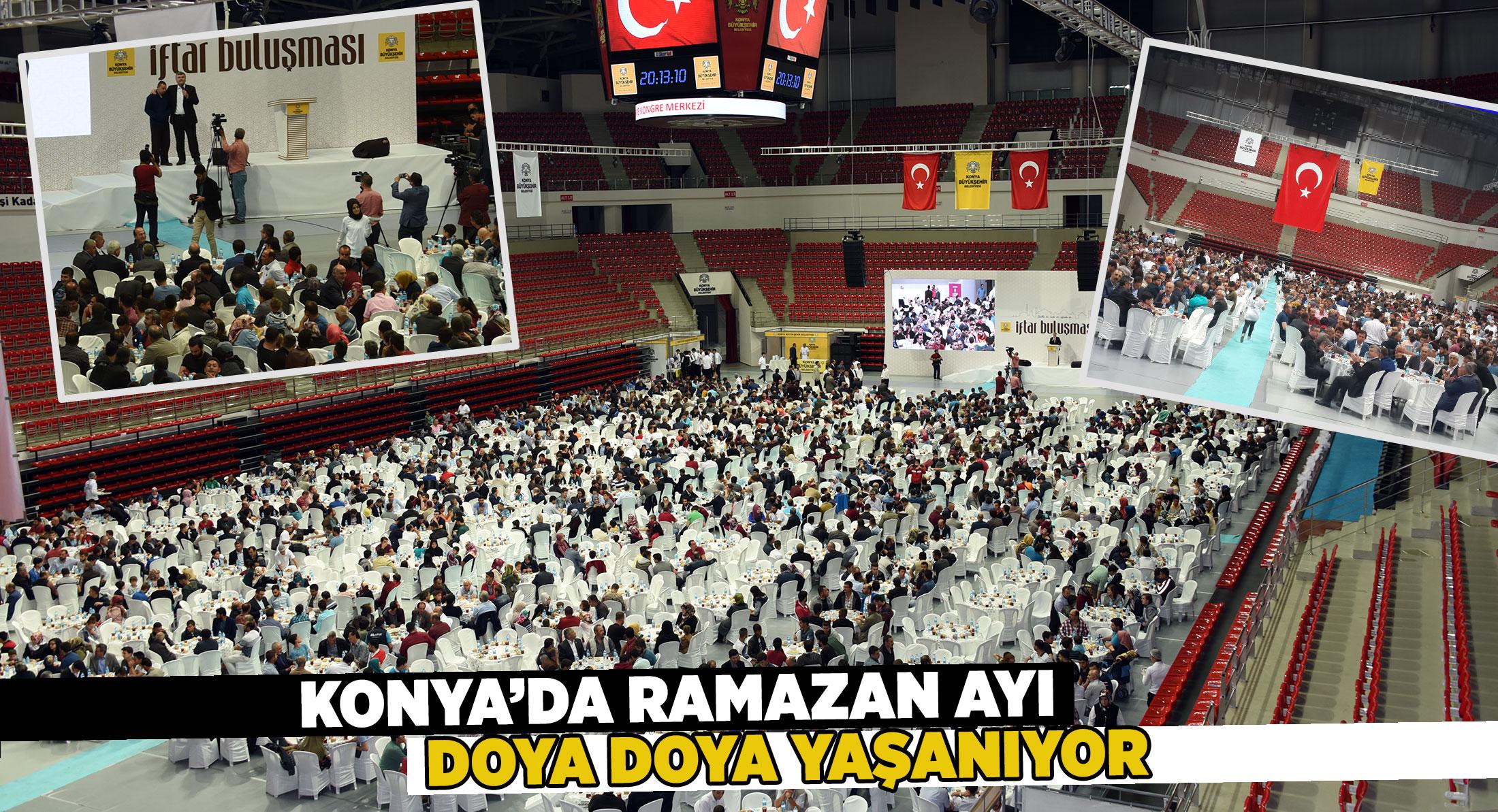 Konya'da Bahar Fotoğraf Yarışmasında Kazananlar Belli Oldu