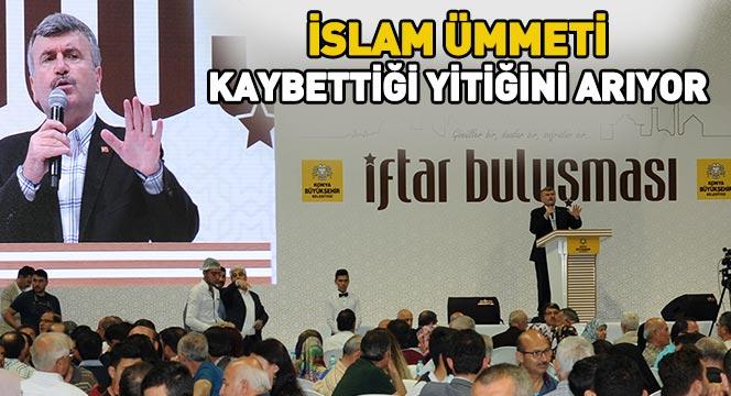 """""""İslam Dünyasını Zulümlerden Elbet Kurtaracağız"""""""