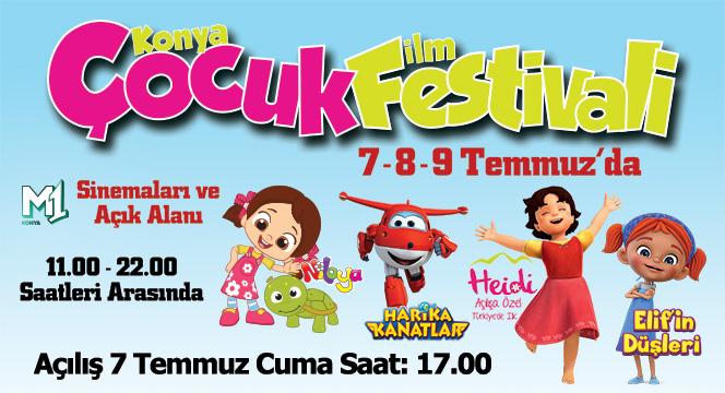 Türkiye'nin En Eğlenceli Coçuk Festivali Başlıyor